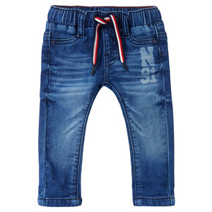 NOPPIES jongens broek medium wash