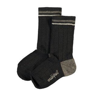 BAMPIDANO Bampidano jongens sokken anthra