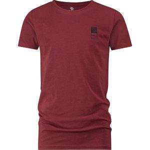 VINGINO jongens t-shirt grape red