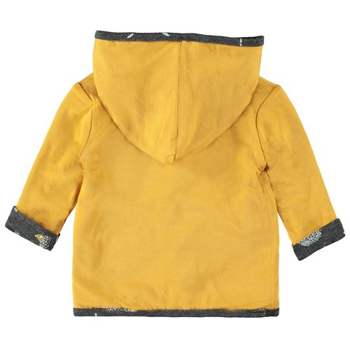 BAMPIDANO Bampidano jongens  trui/vest anthra aop