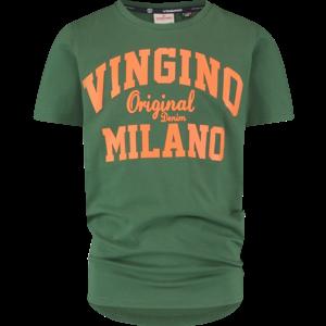 VINGINO jongens t-shirt amazon green