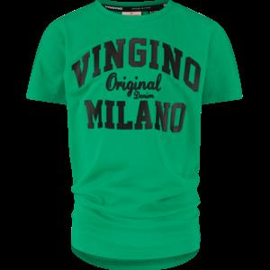 VINGINO jongens t-shirt hunter green
