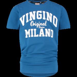 VINGINO jongens t-shirt pool blue