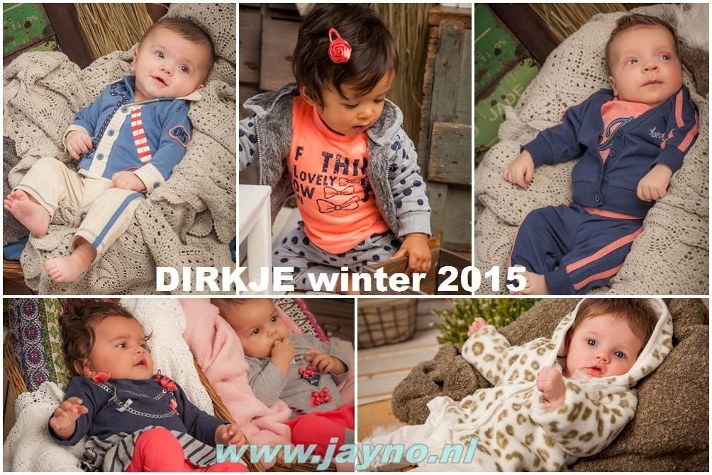 Dirkje wintercollectie 2015-2016