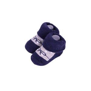 APOLLO sokjes ballerina marineblauw giftbox! Newborn