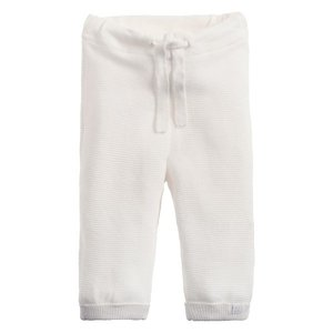 NOPPIES NOS broek wit gebreid