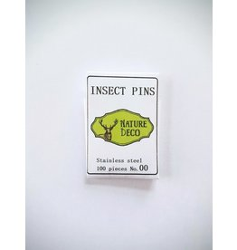 . Insect pins 00