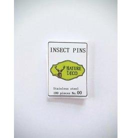 . Insecten speldjes maat 00