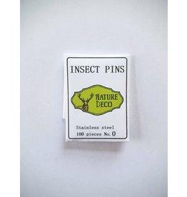 . Insecten speldjes maat 0
