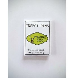 . Insect pins 1