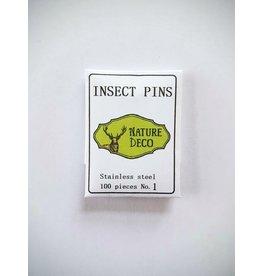 . Insecten speldjes maat 1
