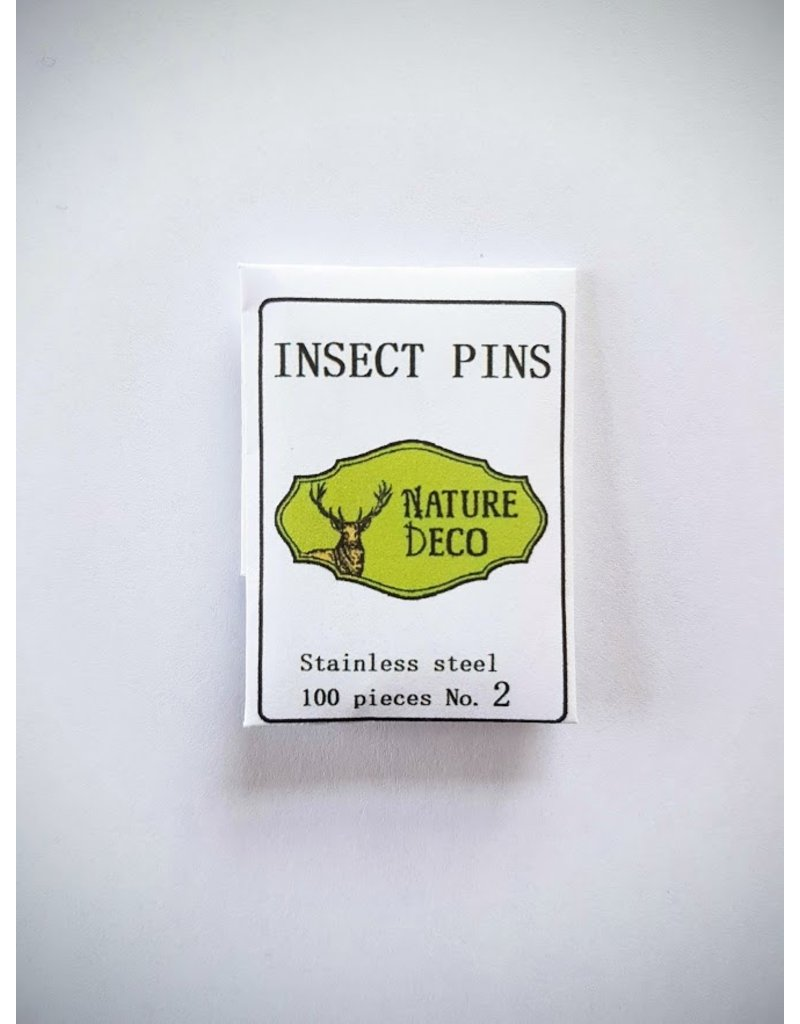 . Insect pins stainless steel 2