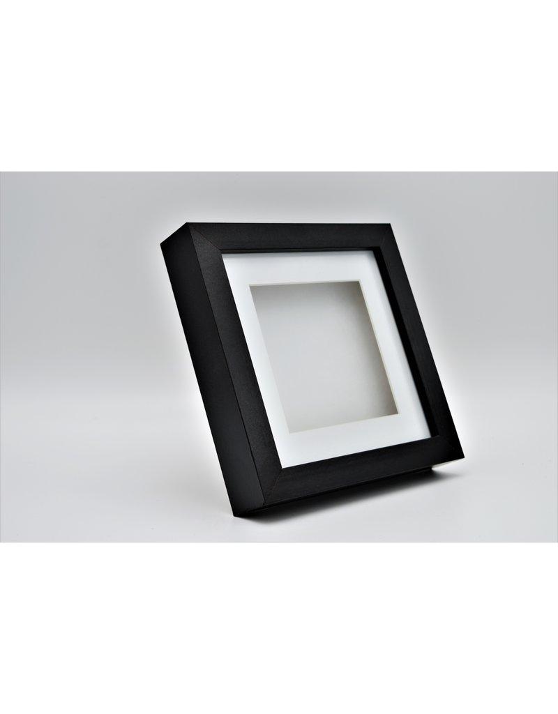 Nature Deco Luxury 3D frame medium 17x17cm
