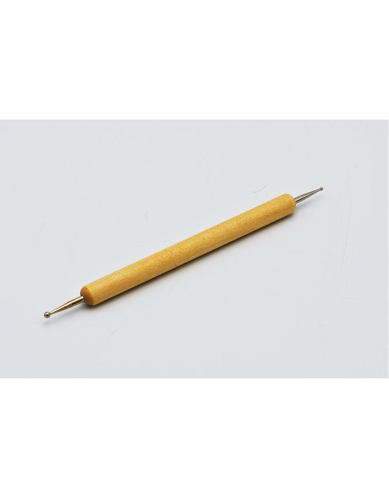 . Vlinder prepareer pen