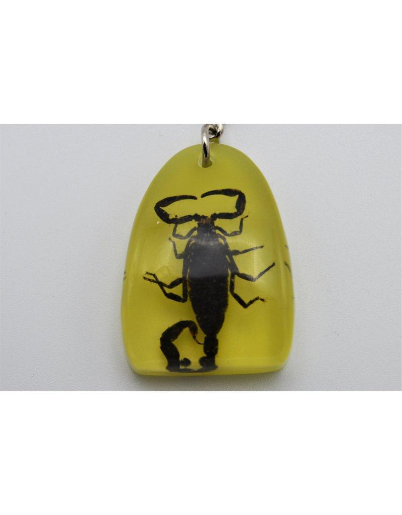 . Insecten sleutelhanger #14