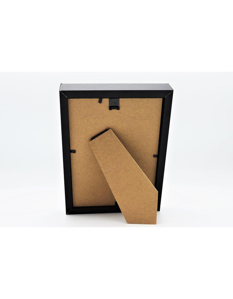 Nature Deco Luxe 3D lijst rechthoek  20,3 x 15,3cm