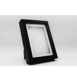 Nature Deco Luxury 3D frame rectangle