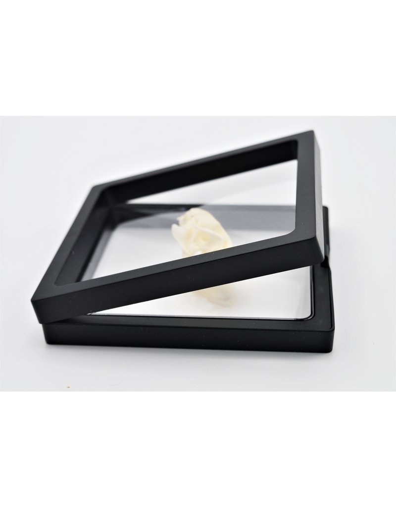 . Plastic foil frame with holder 11 x 11cm