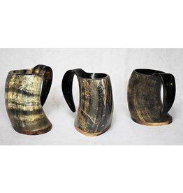 . Drinking cup watusi horn