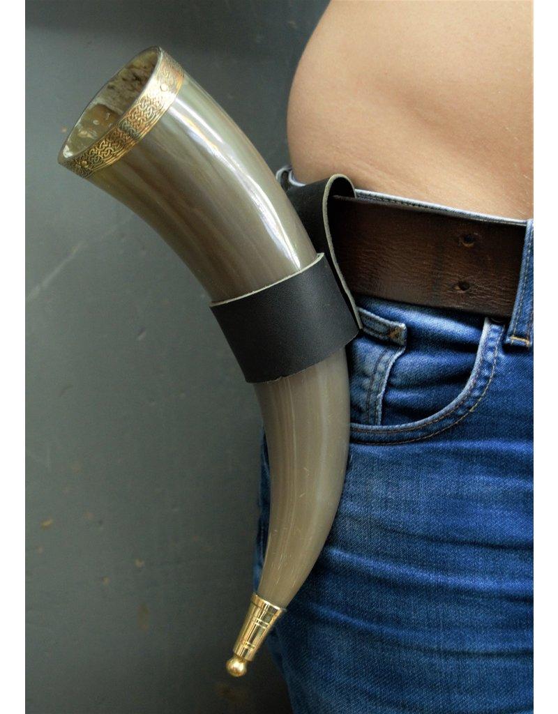 . Drinking horn