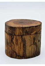 . Tree trunk box