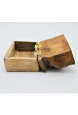 . Box hout klein