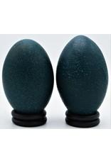 Egg ring double black