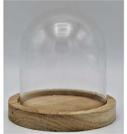 . Glass dome extra small