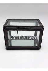 . Display box black small