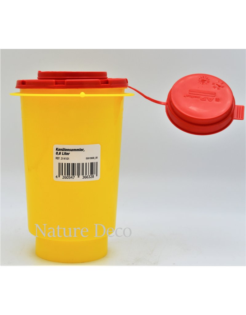 . Naaldcontainer 0,6 L