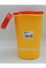 . Sharps container 2 L.