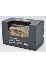 . Box reindeermoss naturel 50gram
