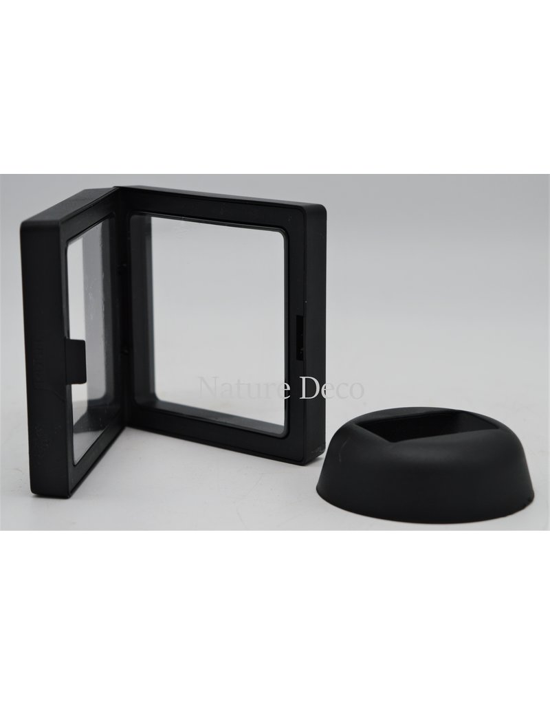 . Plastic foil frame with holder small