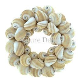 . Shell wreath Mattugan