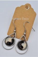 Nature Deco Earring drop Indra