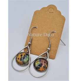 Nature Deco Earring drop Urania