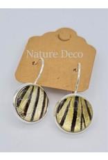 Nature Deco Earring hanging Idea