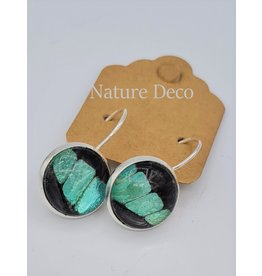 Nature Deco Oorbel hangend Sarpedon