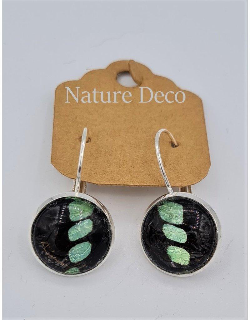 Nature Deco Earring hanging Graphium