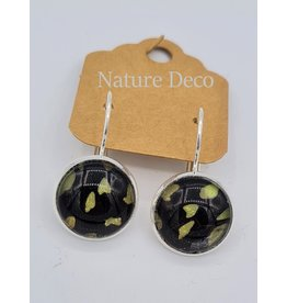 Nature Deco Earring hanging Agamemnon