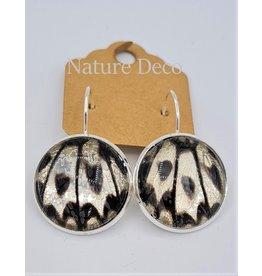 Nature Deco Earring hanging XL Leuconoe