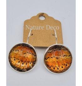 Nature Deco Earring hanging XL Bibilis