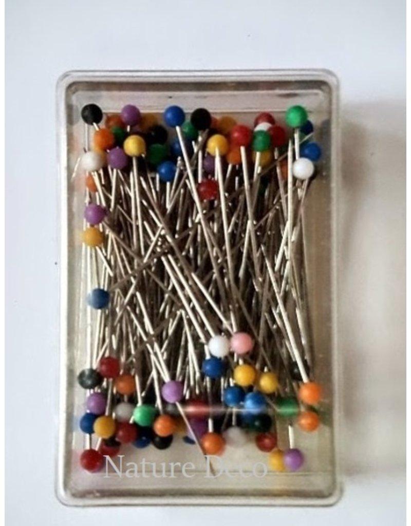 . Pins 100 pieces