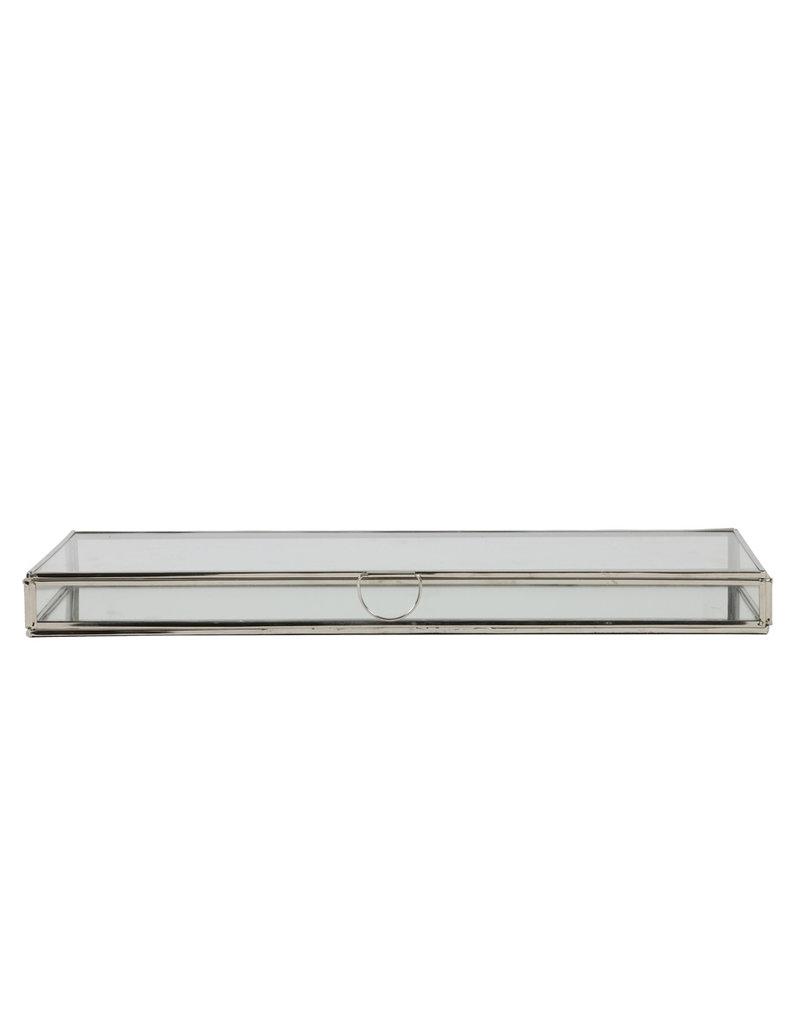 . Display box nickel 40x18x3cm