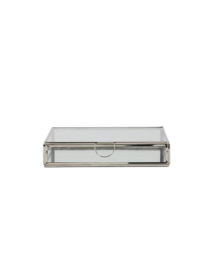 . Display box nickel  20x20x4cm