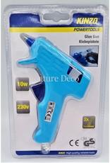 . Mini hot glue gun