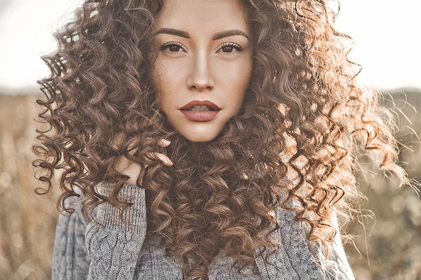 Curly Hair 3