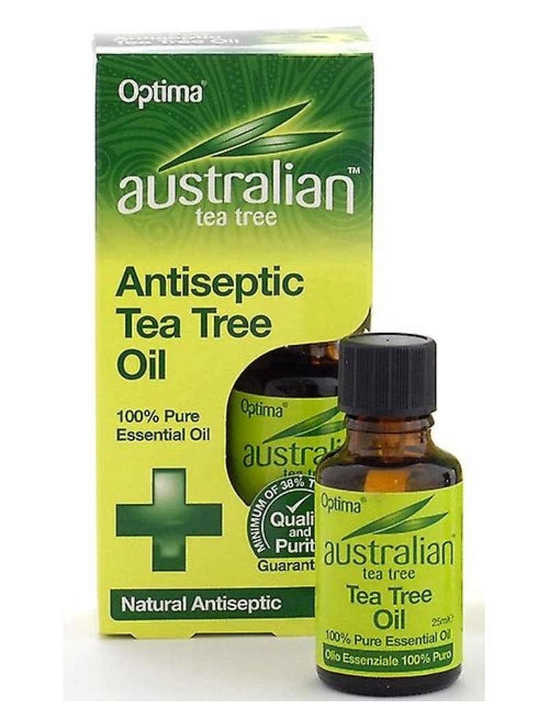 OPTIMA Australian Tea Tree Antiseptic Oil