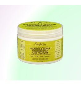SHEA MOISTURE Tahitian Noni & Monoi Smooth and Repair Nourishing Hair Masque