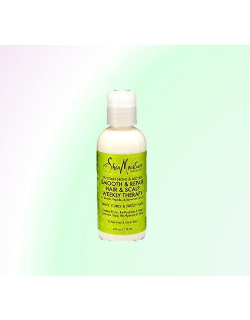 SHEA MOISTURE Tahitian Noni & Monoi Smooth & Repair Hair & Scalp Weekly Therapy